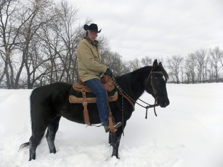 Bridle Up with Dennis Auslam – Winter Riding